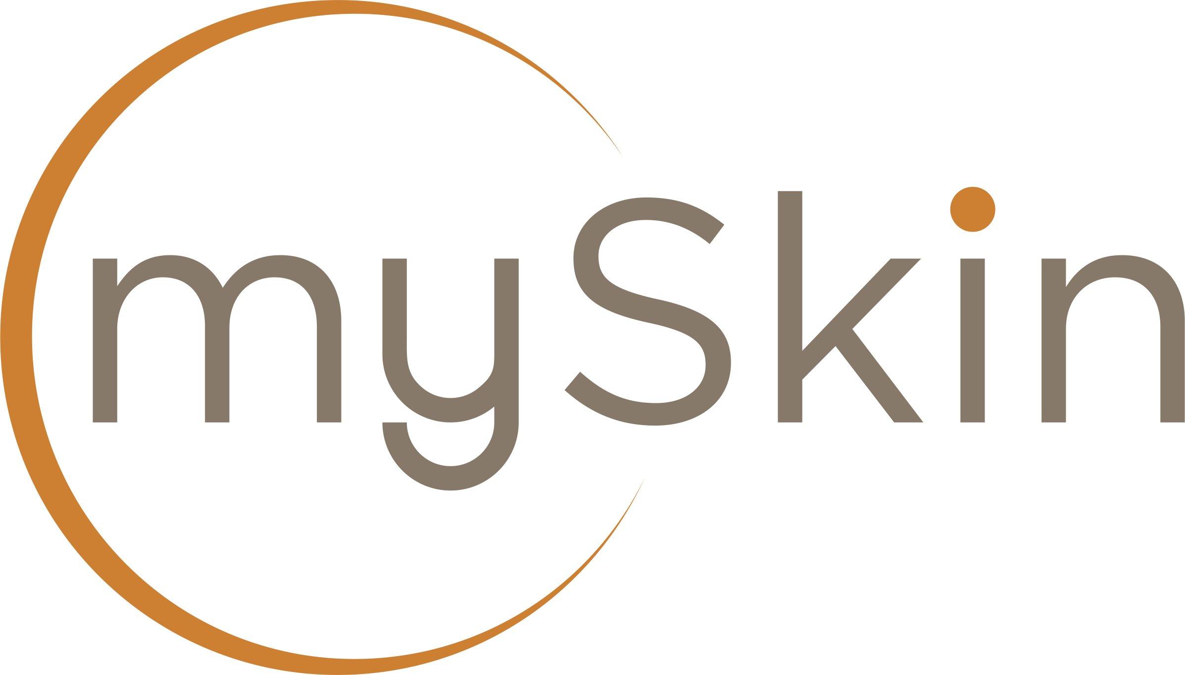 mySkin Logo