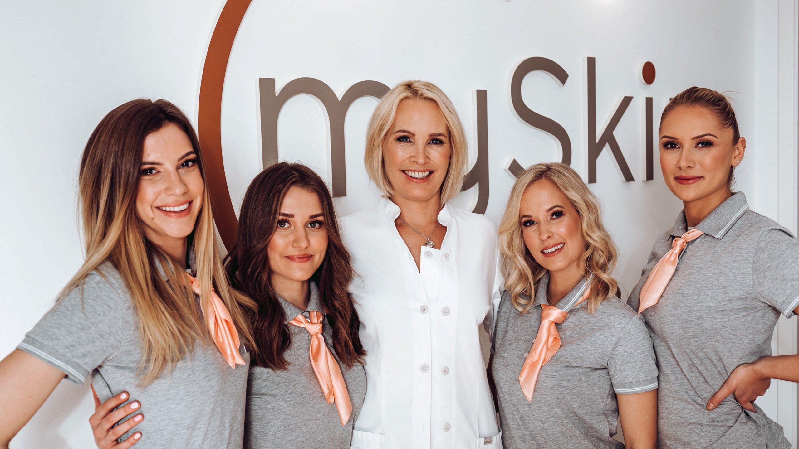 Team Hautarztpraxis mySkin Mallorca